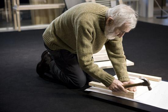 February 2012 legno architettura design for Enzo mari sedia 1